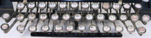 Hammond Folding mathematical typewriter